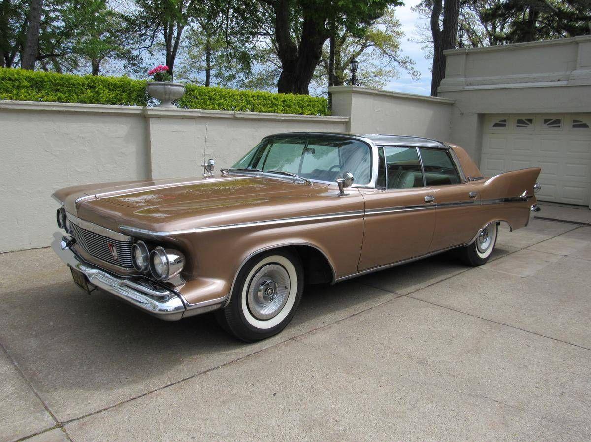 1961 Imperial Lebaron Southampton Chrysler Cars Chrysler