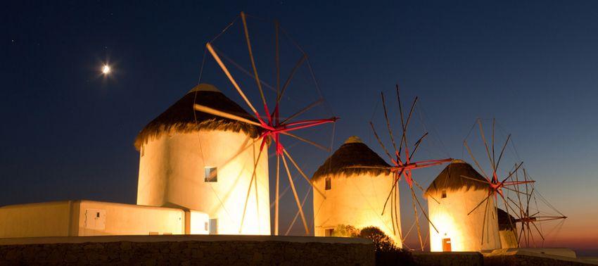 mykonoswindmills