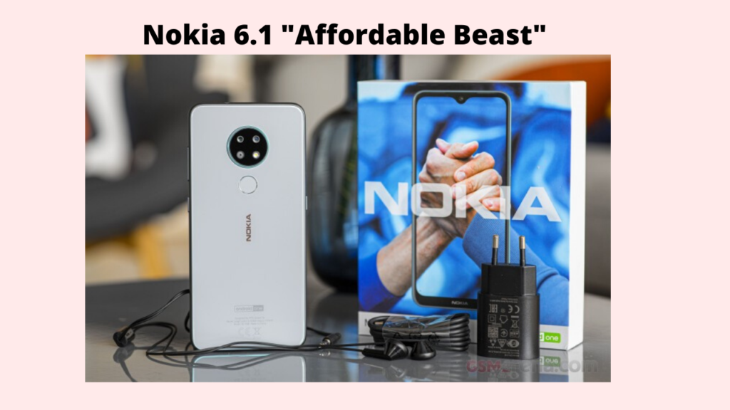Nokia 6.2 Review 6.3inch that costs only 260 per unit