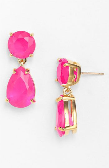 Kate Spade New York Boxed Teardrop Earrings Available At Nordstrom