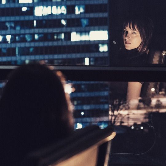 Some love changes you forever. #FiftyShades