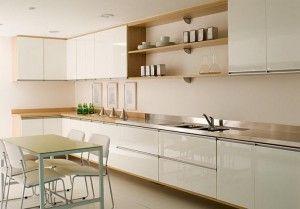 Cozinha Planejada Estilo Classico Cor Bege Acrescentar Pastilha