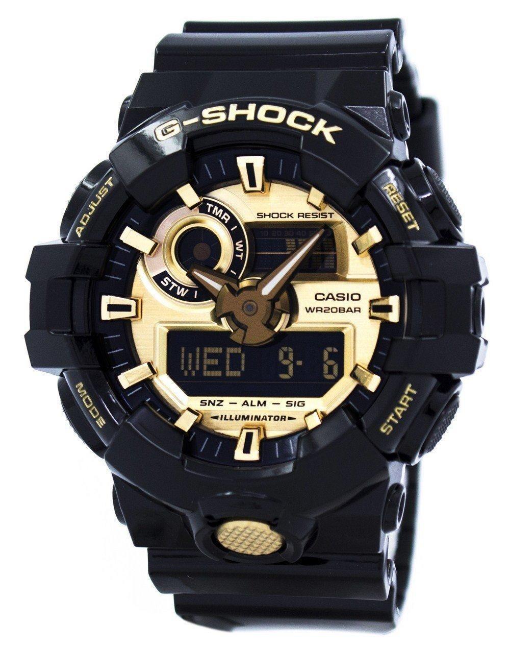 67d81ac0b Casio G-shock Analog Digital 200m Ga-710gb-1a Men's Watch (FREE Shipping)