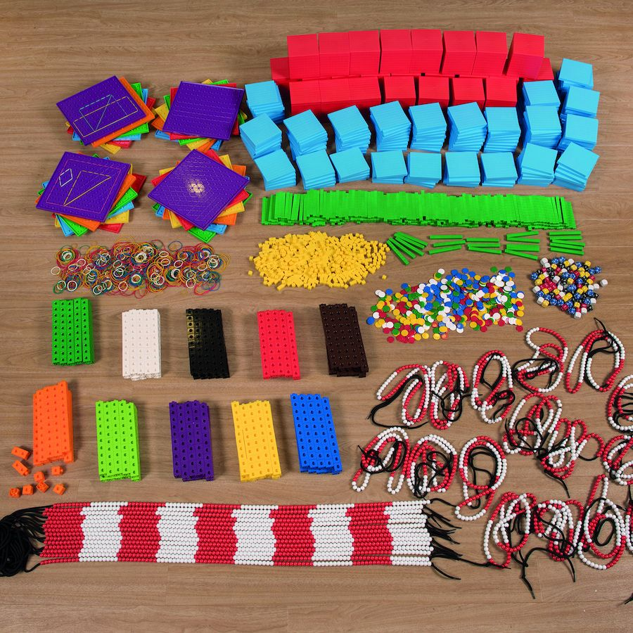 Ks3 Mathematics Mastery Manipulatives Kit Mathematics Mastery Believes  Every Student Should Get Hands On With