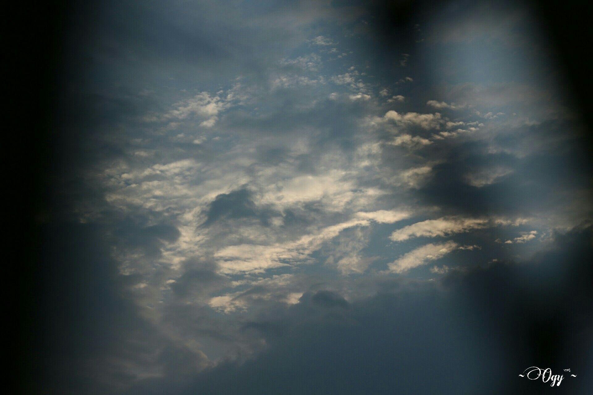 dancing cloud...