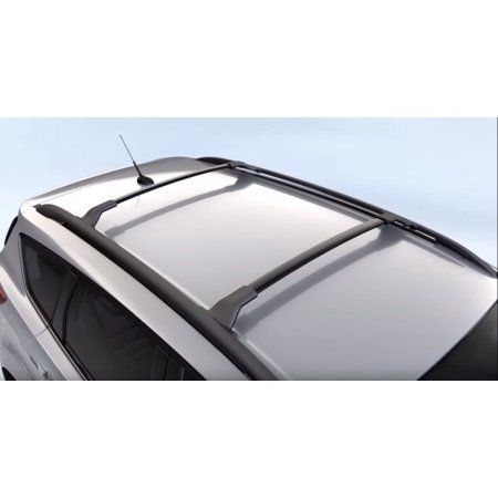 Free Shipping Buy 2013 2014 2015 2016 2017 Ford Escape Cross Bar Roof Rack At Walmart Com Ford Escape Accessories Roof Rack
