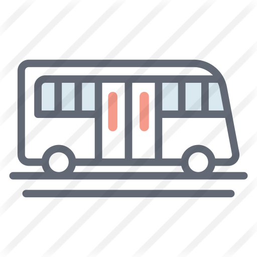 Tour Bus Free Vector Icons Designed By Vectorspoint Vector Icons Vector Icon Design Vector Free