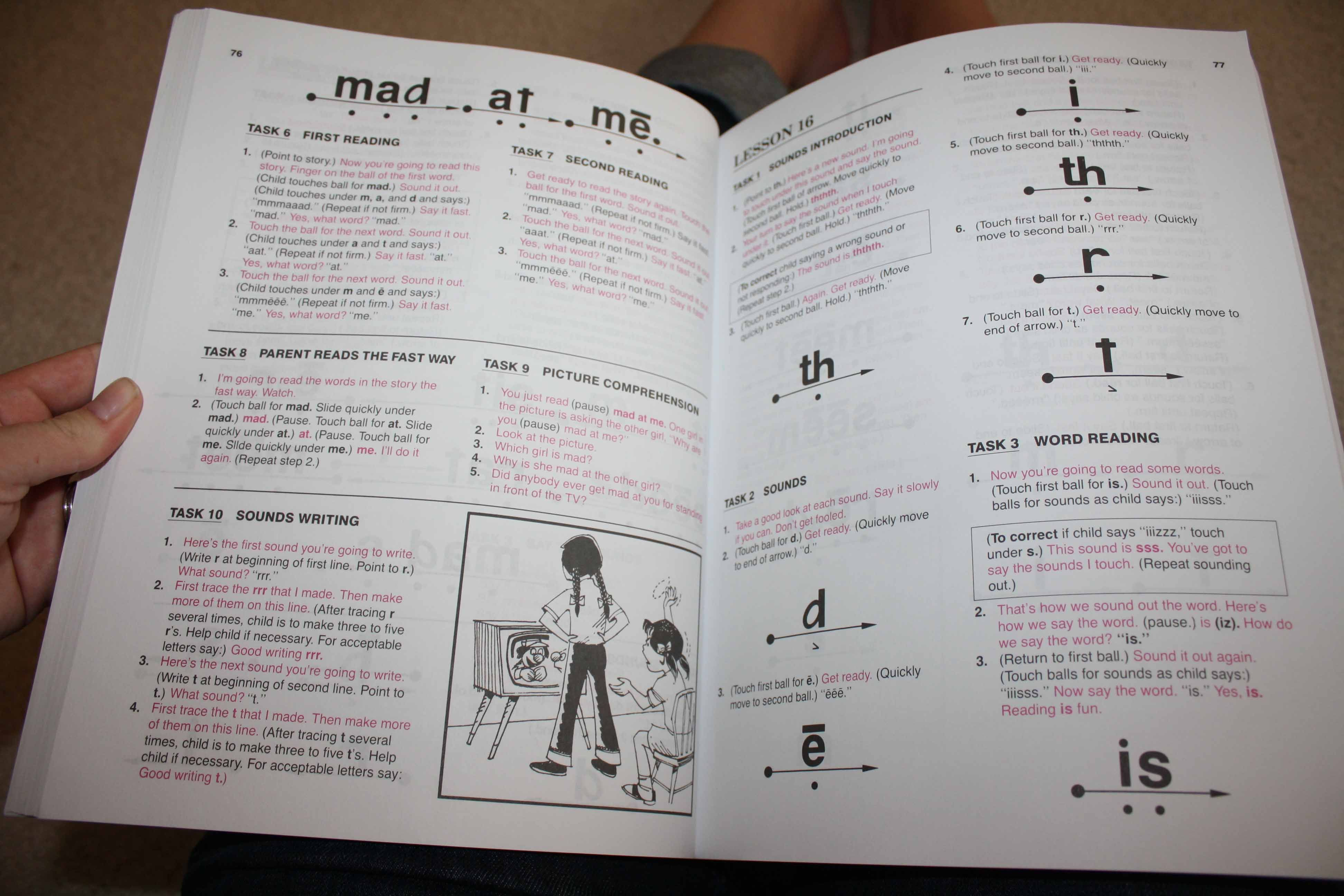 Teach Your Child To Read In 100 Easy Lessons Montessori Style