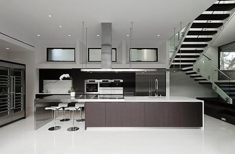 Stunning Ultra Modern Kitchen Island Design Ideas Craft And Home Ideas Sleek Kitchen Design Modern Kitchen Island Design Kitchen Remodel Design