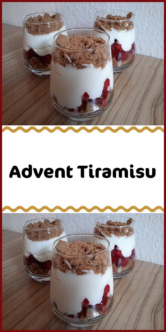 Advent Tiramisu