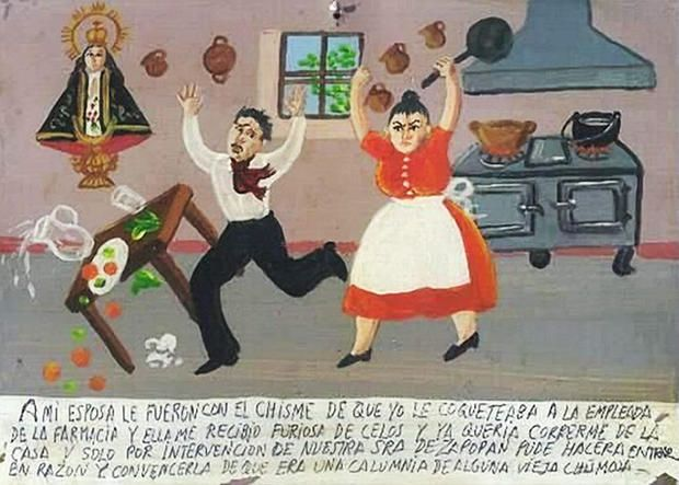 11 Gossipy Confessions I Learned from Mexican Folk Art | Mental Floss