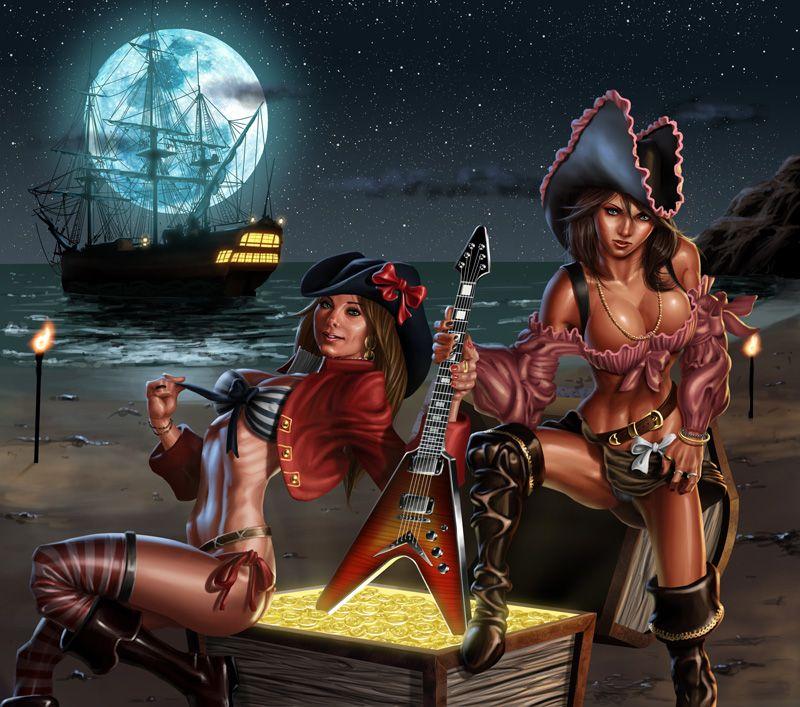 всё это арт пиратки эротика полезного