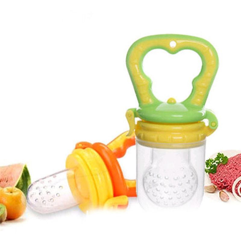 baby food bottle feeder with nipple