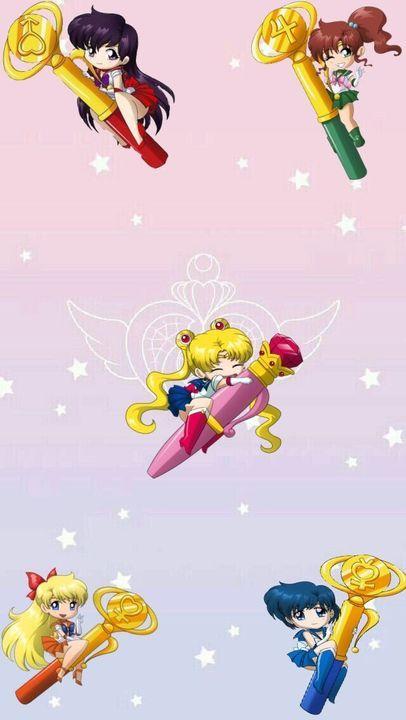 Imágenes de Sailor Moon ✨Terminada✨