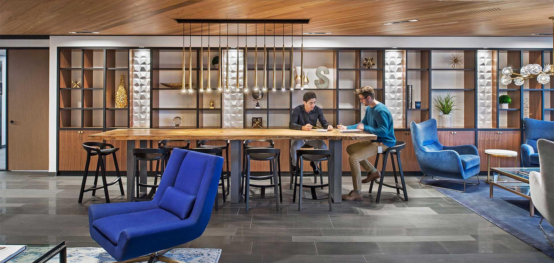 Detroit / Michigan Architect & Design Firm Neumann/Smith