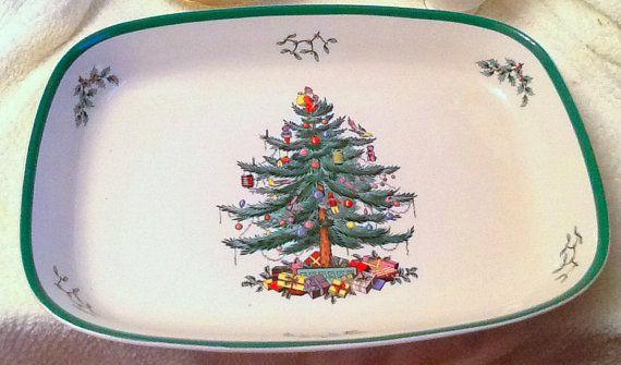 SPODE Christmas Tree 13\