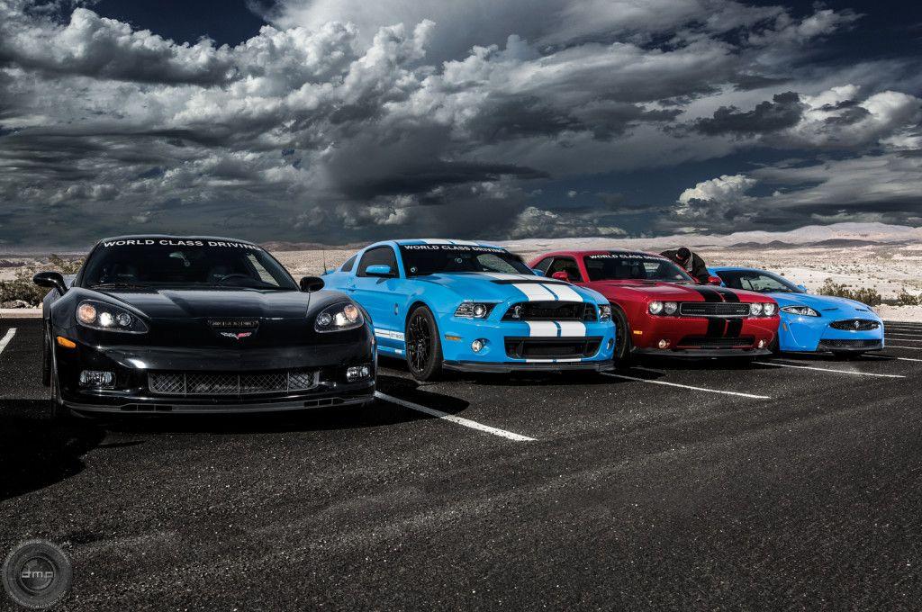 world class driving las vegas photoshoot - las vegas muscle car