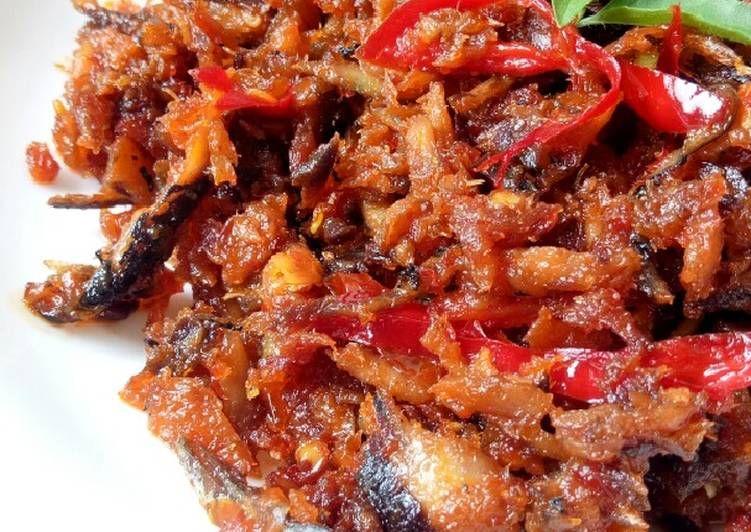 Resep Tongkol Suwir Balado Oleh Ratih Bayu Resep Resep Makanan Dan Minuman Resep Makanan