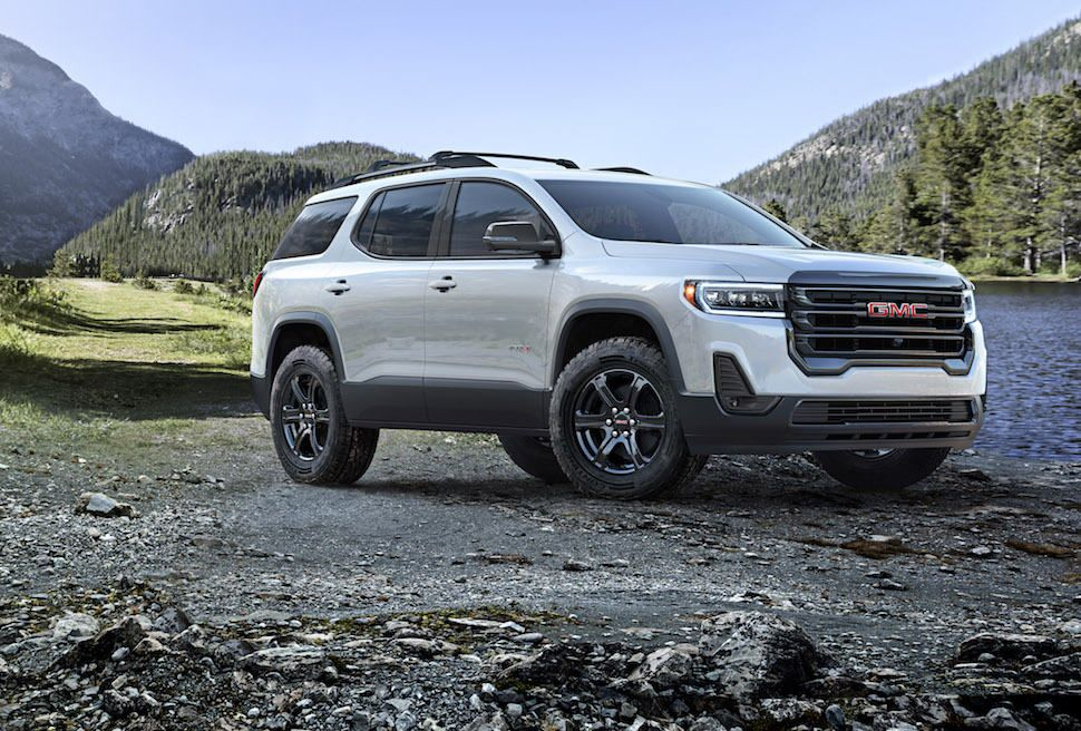 2020 Gmc Acadia Preview 7 Major Changes You Should Know New