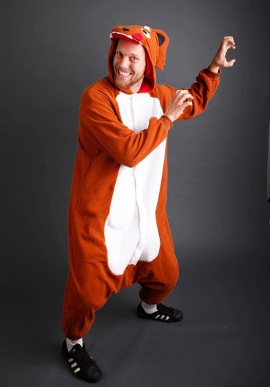 Wolf | Animal Suits - onesies and hoods for a furrriously fun time | express shipping in Australia!