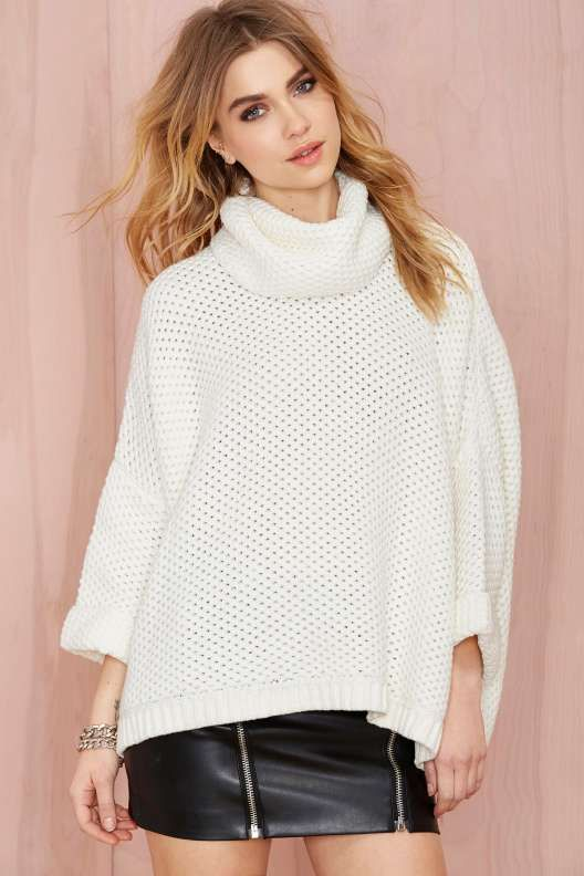 Nasty Gal You're Getting Warmer Sweater - Sweaters
