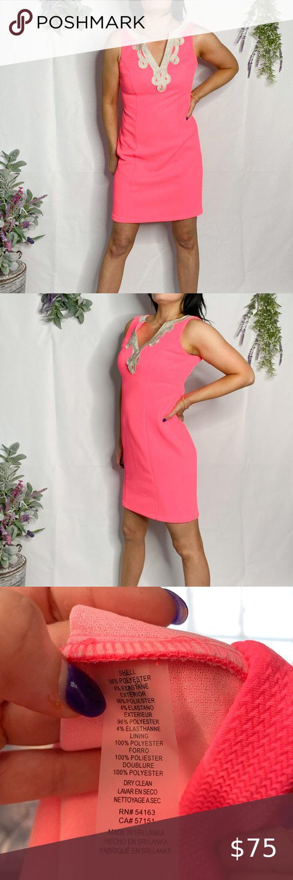 Vince Camuto Lace Applique Sheath Dress Pink Kk Vince Camuto Lace Applique Sheath Dress Neon Pink Metallic Gold Appl Sheath Dress Pink Dress Clothes Design [ 1740 x 580 Pixel ]