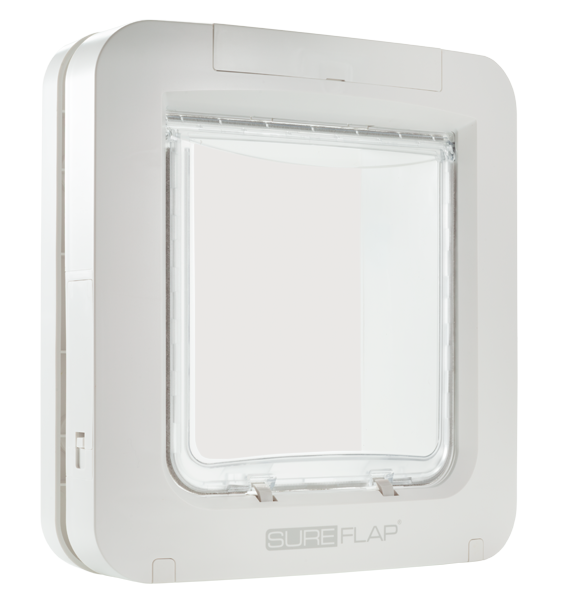The SureFlap Microchip Pet Door for large cats & small