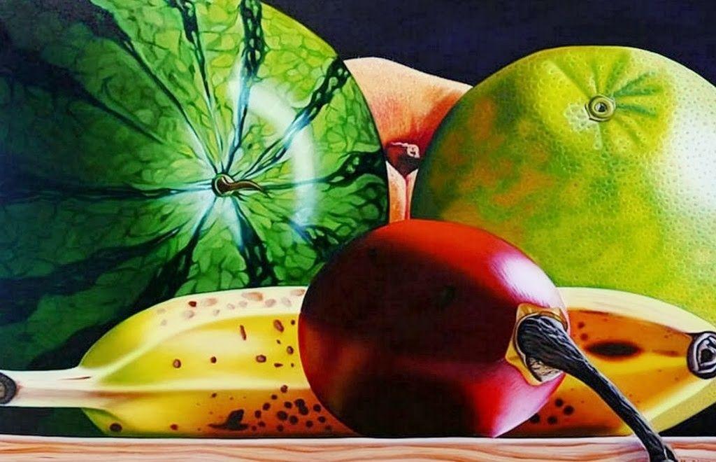cuadros de frutas para cocina (2) | mi favorita. pinturas | Pinterest