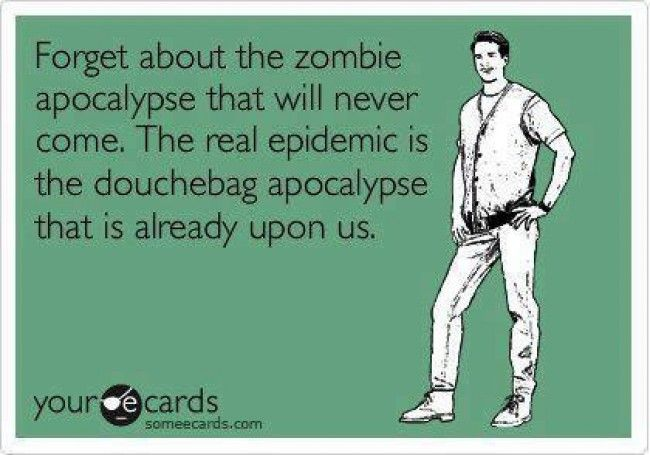 forget zombies