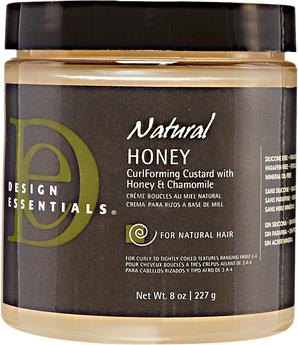 Design Essentials Natural Honey Curl Forming Custard