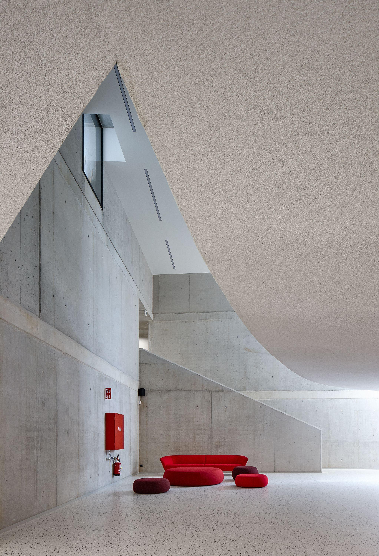 Cultuurcentrum En Bibliotheek U0027De Factoriju0027 Zaventem   Archiles Architecten    Ebtca Architecten   Stubeco