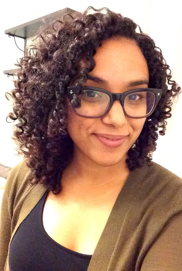 Haircut By Melanie At Devachan In Nyc Naturally Curly Pinterest