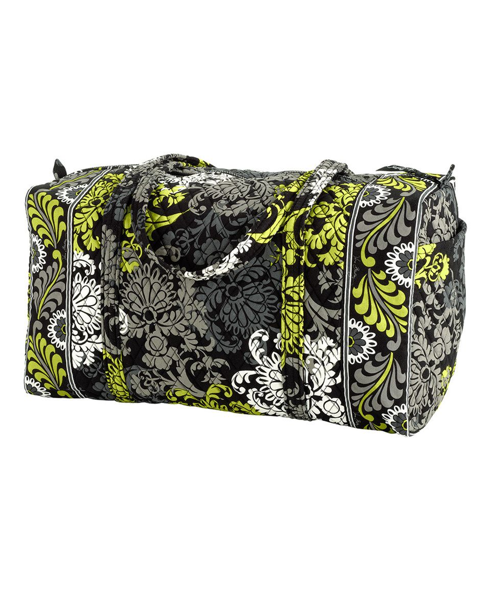 Look what I found on #zulily! Baroque Large Duffel by Vera Bradley ...
