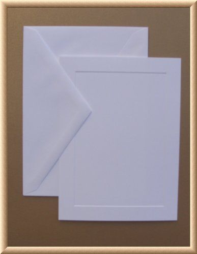 5 x 7 A7 White Blank Flat Panel Invitation Paper or Announcment Cards and Envelopes - in 50 Count Southwest Announcements,http://www.amazon.com/dp/B005XZQAX8/ref=cm_sw_r_pi_dp_afcctb13434GDVT0