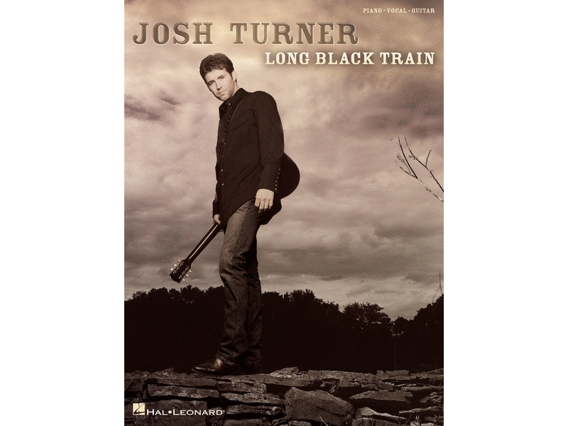 Used Copy Of Josh Turners Long Black Train For Pianovocalguitar