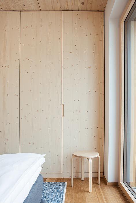HolzEinbauschrank Einbauschrank, Wohnen, Einbauschrank