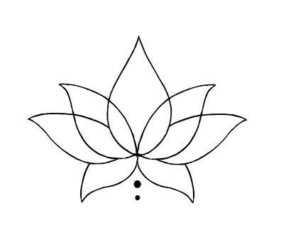 Photo of Simple lotus I'm not sure if I liked the down sheets so well …