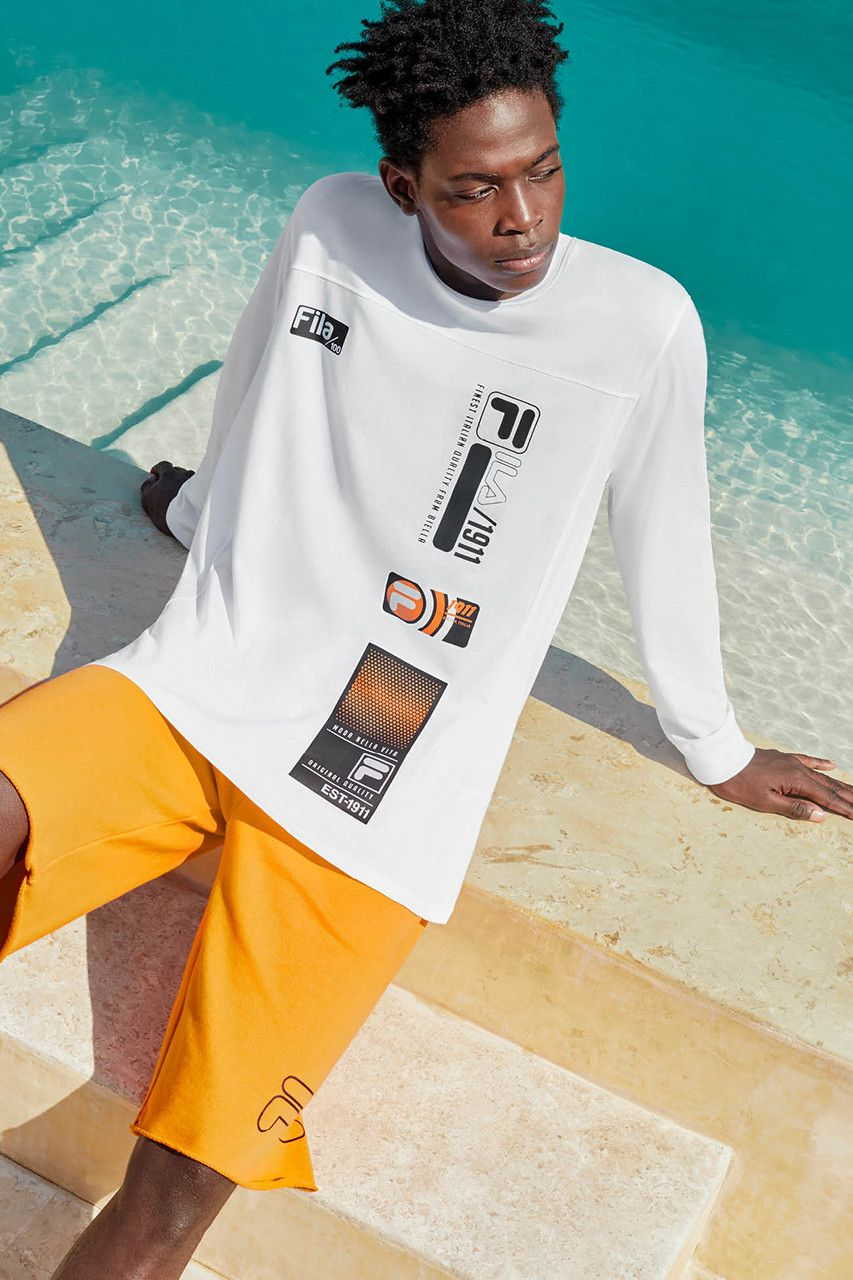 FILA Releases Nostalgia-Inspired Collection for SS19   Tees ...