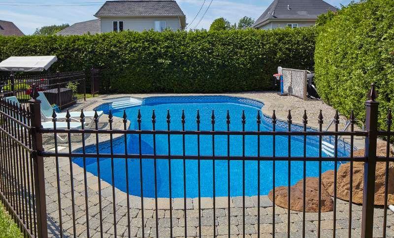 Don T Fence Me In Choosing Between Pool Fencing Options Pool