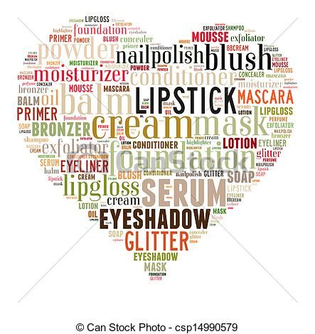 Beauty Word Art