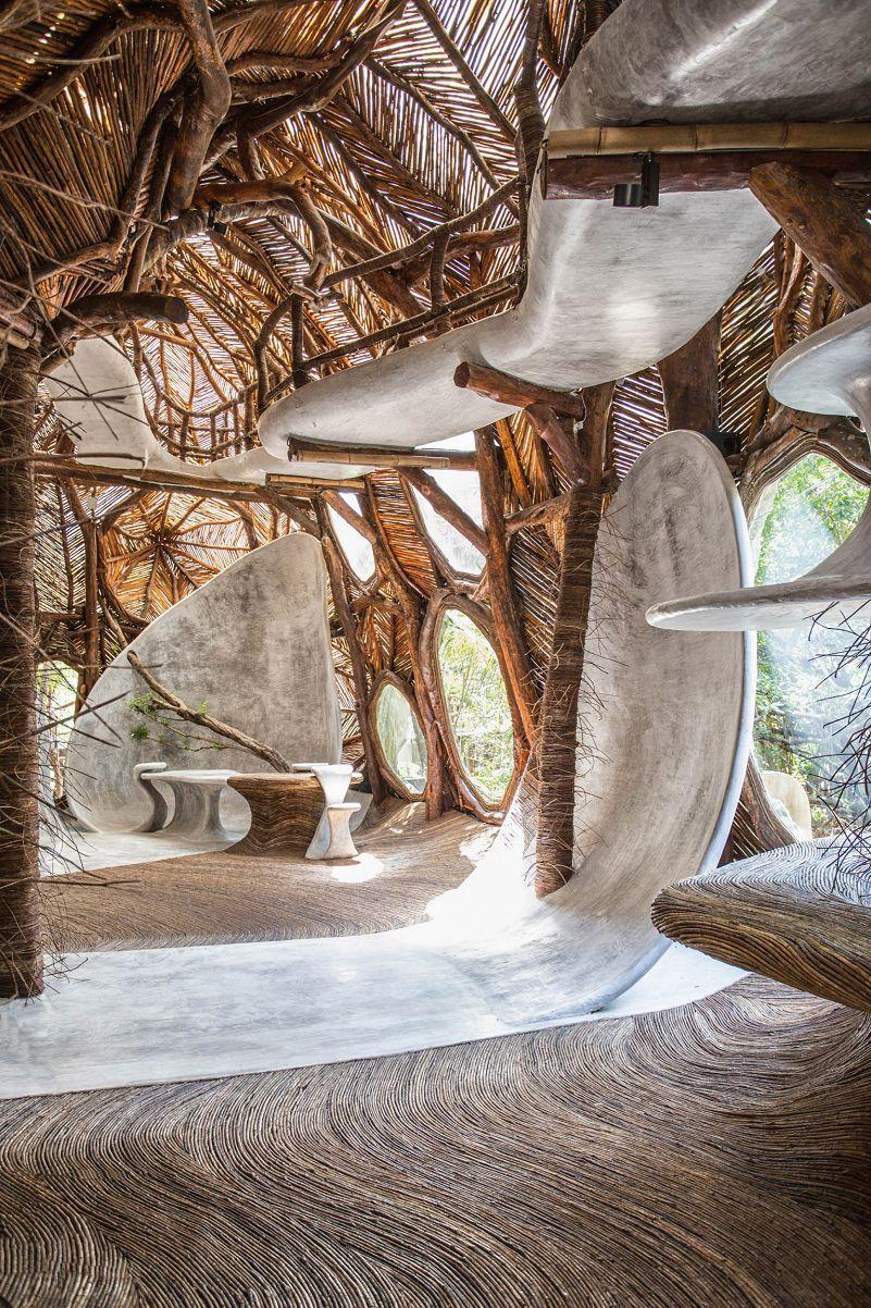 Une nouvelle Galerie écologique présente lArt contemporain au Mexique