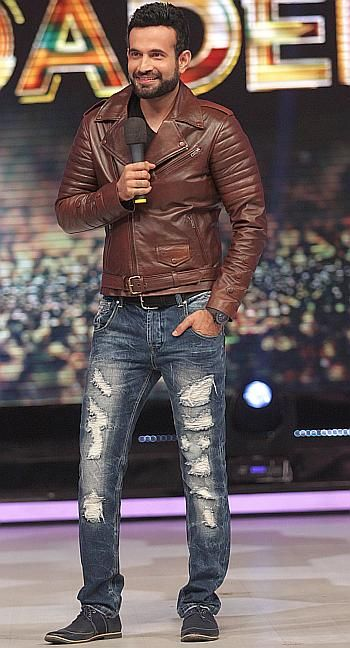 Indian all-rounder cricketer Irfan Pathan will enter Popular dance reality show Jhalak Dikhhla Jaa 8 on Sunday, July 26, as the season's first wild card entry.