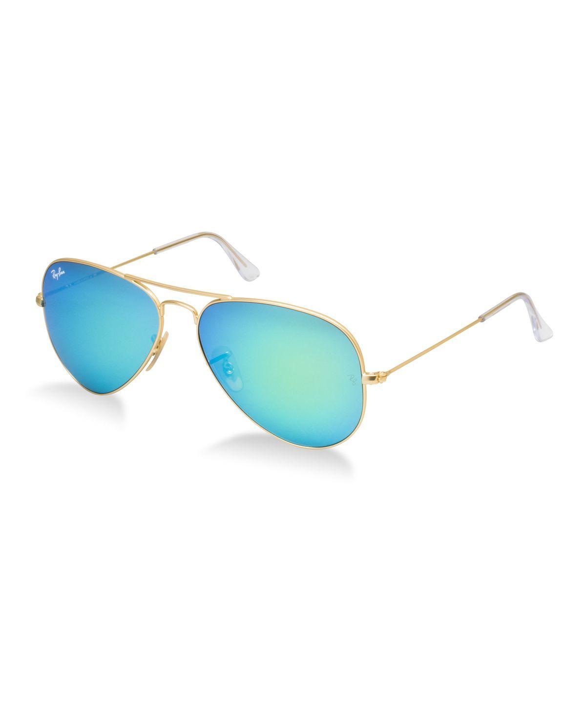 2e4a9e29663e5f  RayBan  pilotenbril  goedkoop  3025 Gespiegelde Zonnebril