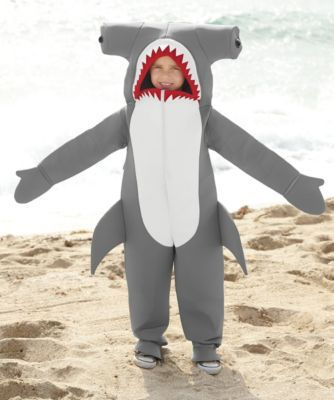 hammerhead shark boys costume - Only at Chasing Fireflies ...