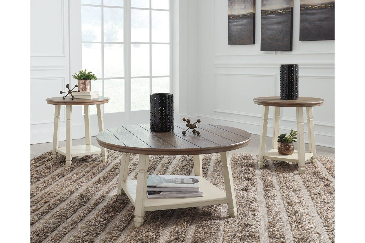 Bolanbrook Table Set Of 3 Ashley Furniture Homestore Living Room Table Sets Coffee Table Living Room Table [ 840 x 1260 Pixel ]