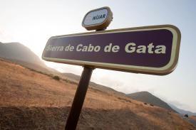 En Parque Natural de Cabo de Gata