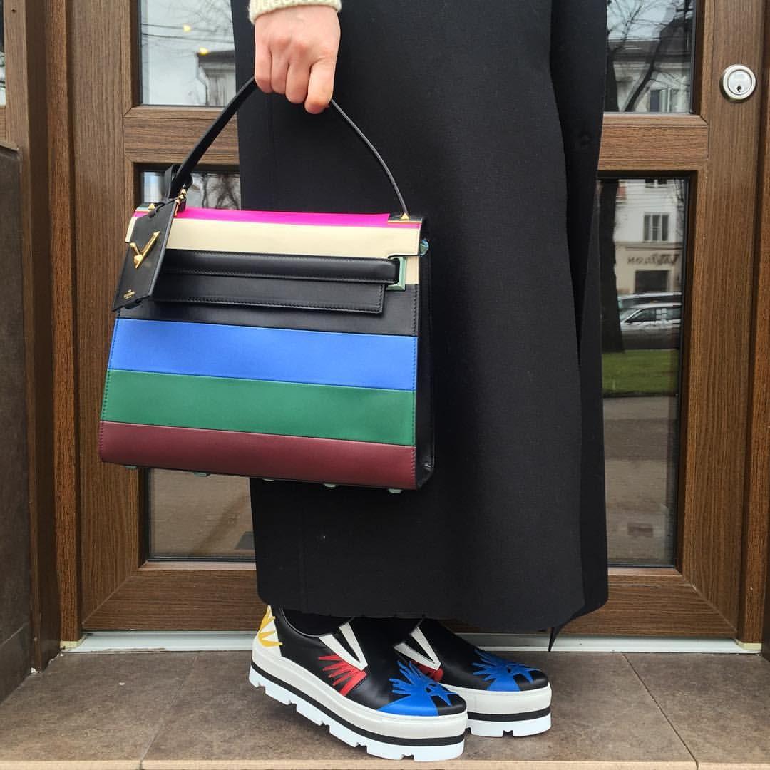 Сумка #valentino слиперы #msgm #new #bag #shoes #lookoftheday #moda #trends #fashion #luxury #style #nalchik #multibrandstore #danata #danataboutique #доставкаповсемумиру