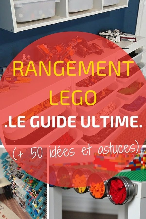 rangement lego rangement playmobil