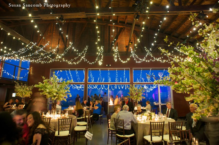 Salt Water Farm Vineyard Wedding Reception Photography