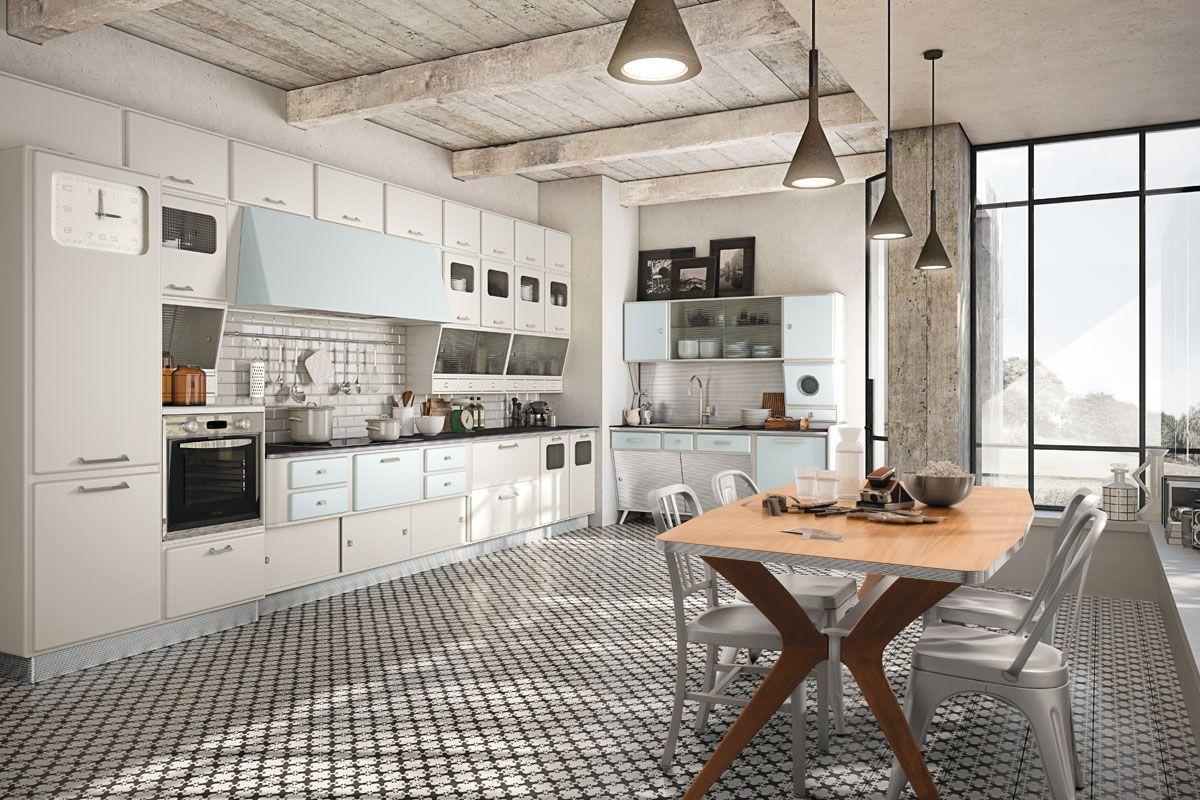 Traditional kitchen / lacquered / matte - SAINT LOUIS - Marchi ...